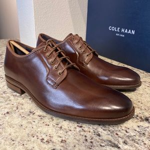 🆕 BRAND NEW Cole Haan Grand Postman Oxford Shoes
